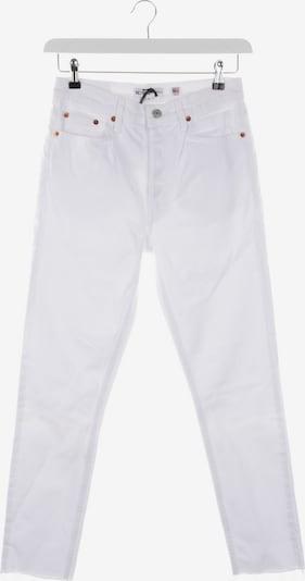 RE/DONE Jeans in 27 in weiß, Produktansicht