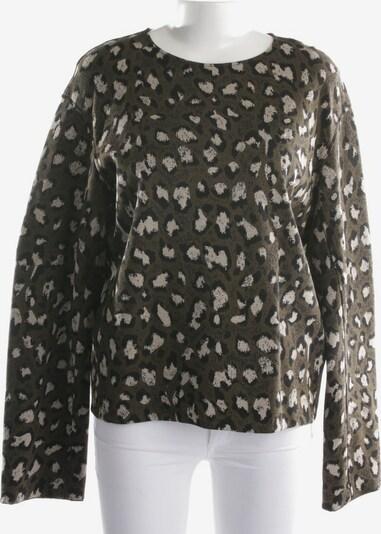 Diane von Furstenberg Sweatshirt / Sweatjacke in M in oliv, Produktansicht