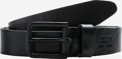 JACK & JONES Gürtel 'JACLEE' in schwarz, Produktansicht