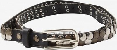 VANZETTI Ledergürtel in XS-XL in bronze / schwarz, Produktansicht