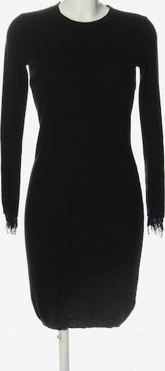 Custommade Strickkleid in XS in schwarz, Produktansicht