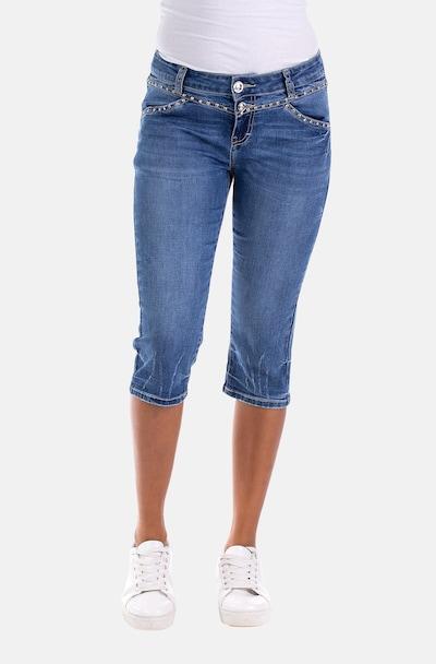Blue Monkey Jeans Sandy in blau, Modelansicht