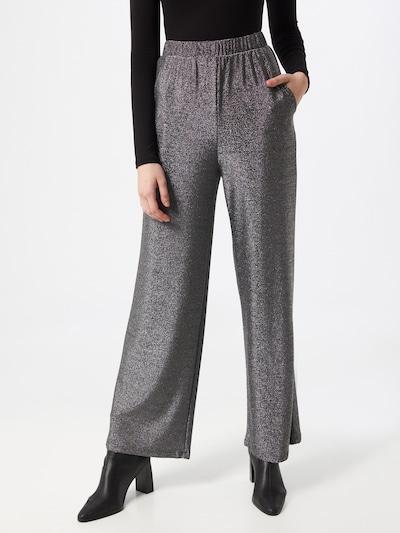 JDY Kalhoty 'MAHI' - mix barev / černá / stříbrná, Model/ka