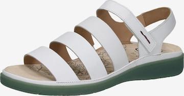 Ganter Sandalen in Weiß