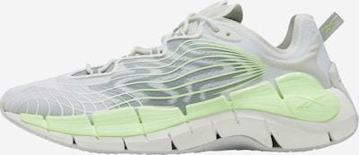 Reebok Sport Sneaker 'Zig Kinetica II' in hellgrau / mint, Produktansicht