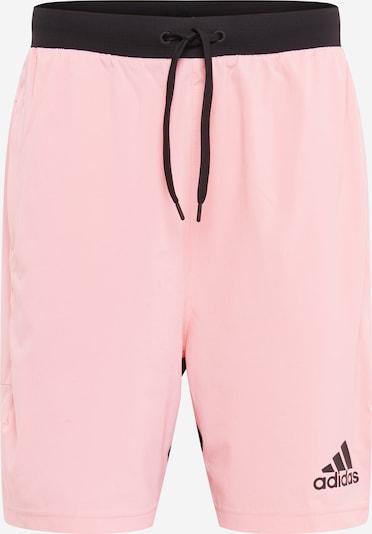 ADIDAS PERFORMANCE Shorts in rosa / schwarz, Produktansicht
