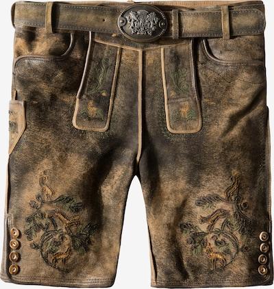STOCKERPOINT Klederdracht broek 'Hartl' in de kleur Bruin, Productweergave