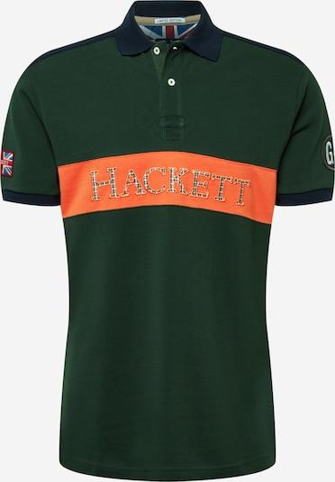 Hackett London Bluser & t-shirts i navy / mørkegrøn / laks, Produktvisning