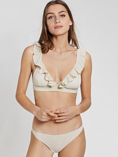 Shiwi Bikini en blanco perla, Vista del modelo
