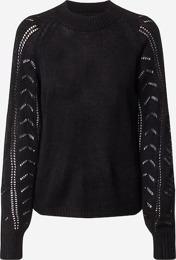 JACQUELINE de YONG Sweater 'Avia' in Black, Item view