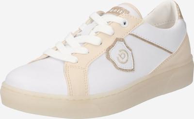bugatti Ниски сникърси в бежово / бяло, Преглед на продукта