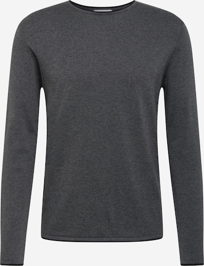 EDC BY ESPRIT Sweater in dark grey, Item view