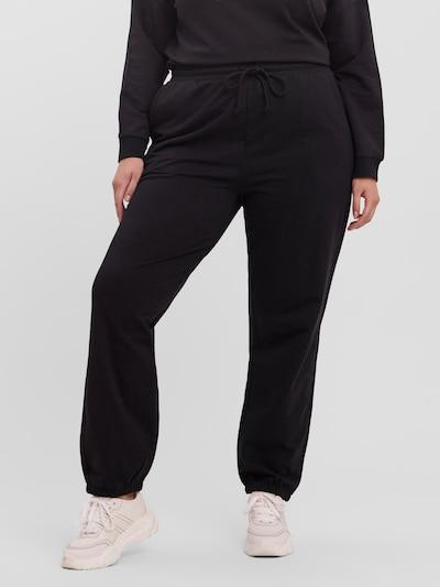 Vero Moda Curve Nohavice 'VMOctavia' - čierna, Model/-ka