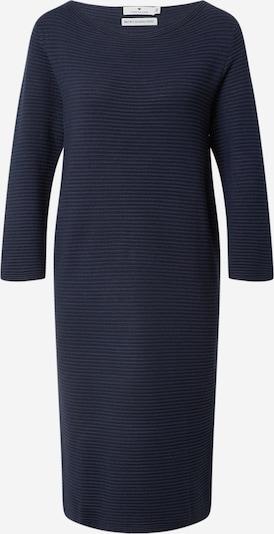 TOM TAILOR Kleid in blau / dunkelblau, Produktansicht