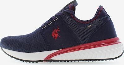 U.S. POLO ASSN. Slip-On Sneaker 'Felix' in blau, Produktansicht