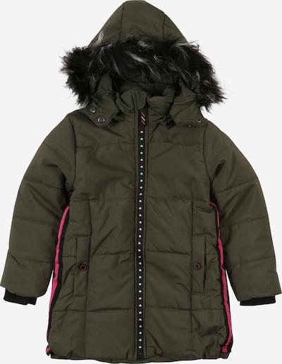 LEMON BERET Jacke in khaki / pink / schwarz, Produktansicht