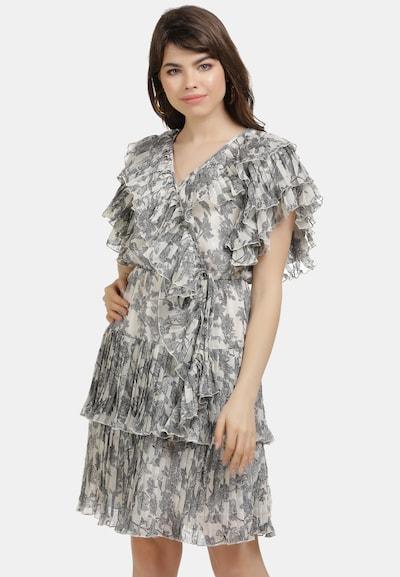 szürke / fehér myMo NOW Nyári ruhák, Modell nézet