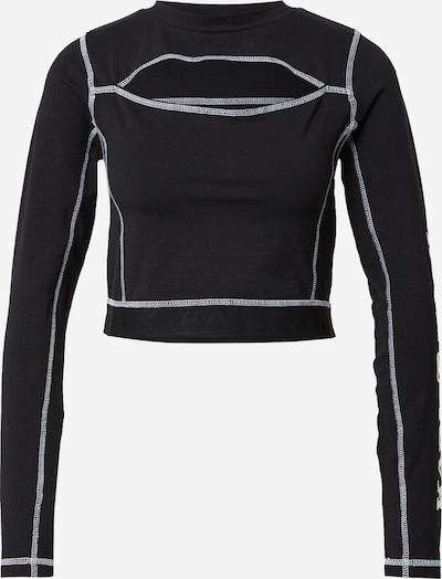 Karl Kani Shirt in de kleur Zwart / Wit, Productweergave