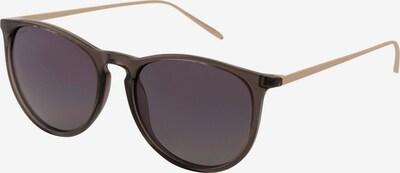 Pilgrim Sonnenbrille 'Vanille' in grau / silber, Produktansicht