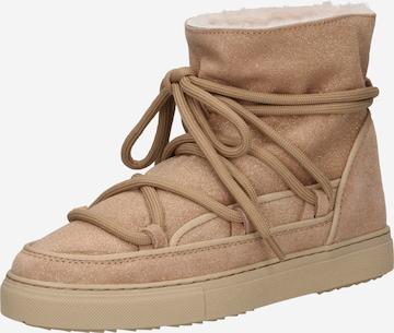 Boots da neve 'GLITTER' di INUIKII in beige