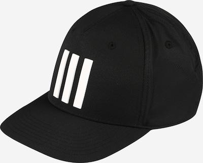 adidas Golf Sports cap in black / white, Item view