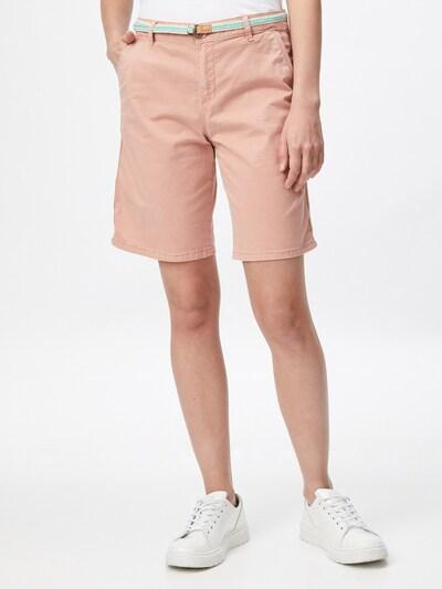 ESPRIT Shorts in rosa, Modelansicht