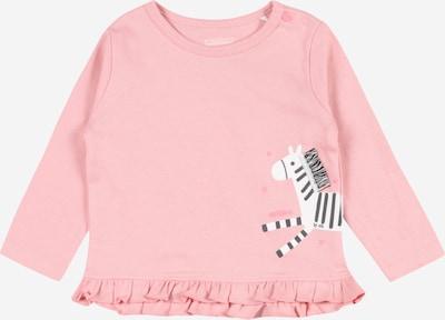 STACCATO Shirt in rosa / schwarz / weiß, Produktansicht
