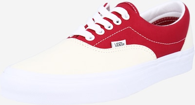 VANS Trampki niskie 'Era' w kolorze czerwony / białym, Podgląd produktu