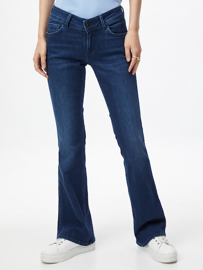 Pepe Jeans Jeans 'NEW PIMLICO' in Blue, View model
