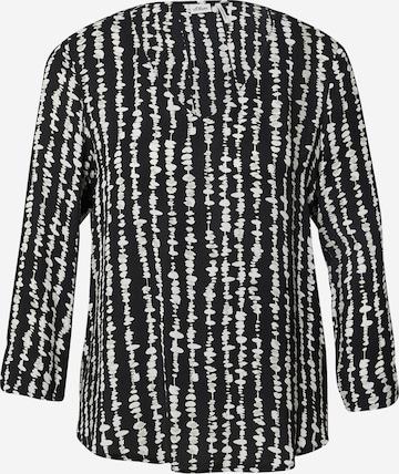 s.Oliver BLACK LABEL Blouse in Black