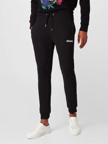 ELLESSE Trousers 'Yonvest' in Black