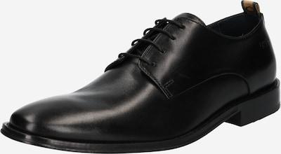 base London Buty sznurowane 'MARLEY' w kolorze czarnym, Podgląd produktu