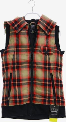 BURTON Vest in XS in Mixed colors