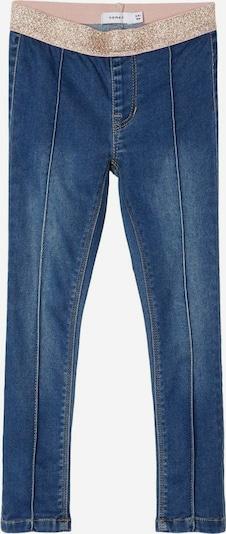 NAME IT Jeans Leggings in blau, Produktansicht