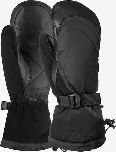 REUSCH Athletic Gloves 'Yeta Mitten' in Black, Item view