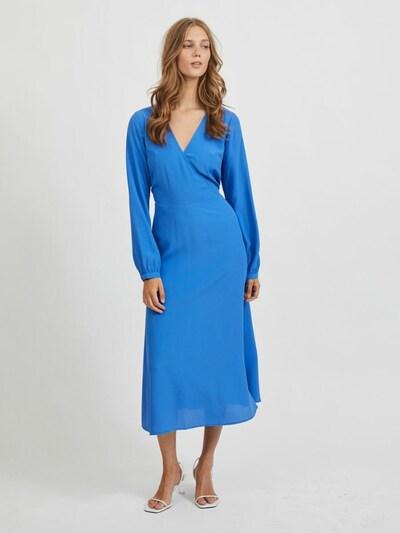 VILA Kleid 'Timia' in royalblau, Modelansicht