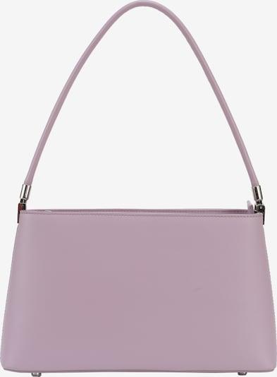 Ekonika Tasche mit elegantem Reißverschlussfach in lila, Produktansicht