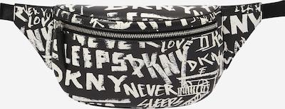 DKNY Gürteltasche 'TILLY' in schwarz / weiß, Produktansicht