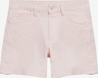 pasztell-rózsaszín MANGO KIDS Farmer 'Emma', Termék nézet