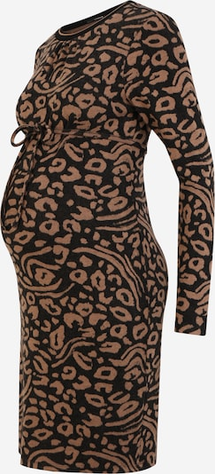 Supermom Vestido 'Leopard' en marrón / azul castaño, Vista del producto