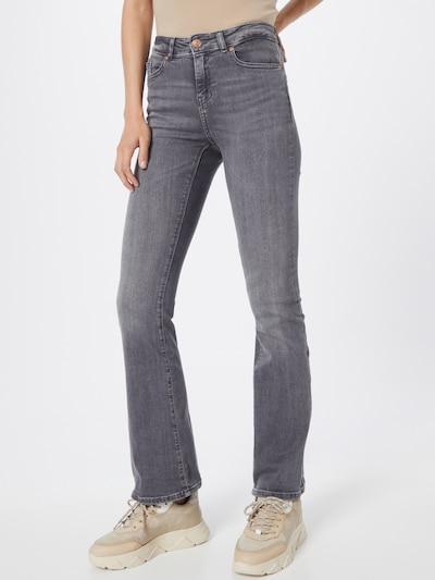 ONLY Jeans 'HUSH' in grey denim, Modelansicht