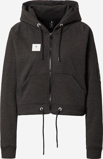 MOROTAI Bluza rozpinana sportowa w kolorze ciemnoszarym, Podgląd produktu