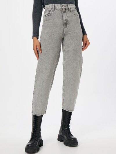 Tally Weijl Jeans in grey denim, Modelansicht