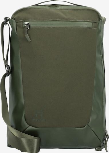 Haglöfs Schoudertas 'Anga' in de kleur Groen, Productweergave