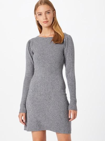 WAL G. Kleid 'DALEY' in graumeliert, Modelansicht