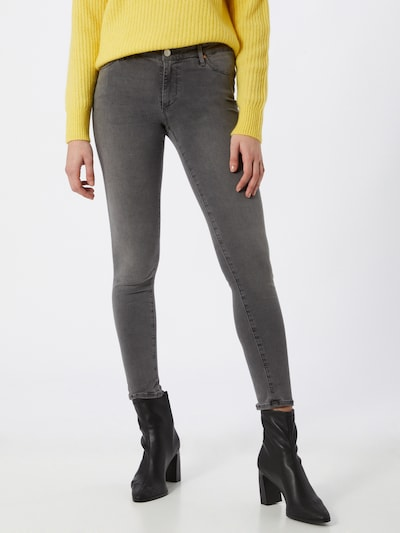 AG Jeans Jeans in grey denim, Modelansicht