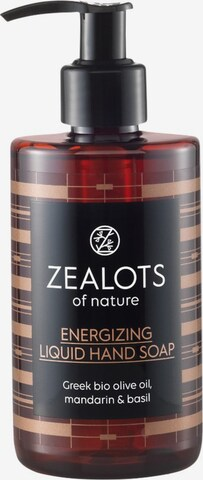 Zealots of Nature Soap 'Energizing' in