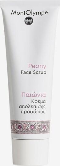 MontOlympe Gesicht- & Lippenpeeling 'PEONY' in pink / weiß, Produktansicht