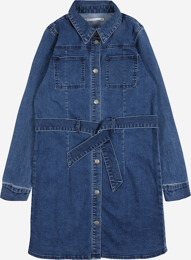 KIDS ONLY Kleid 'HARPER' in blue denim, Produktansicht