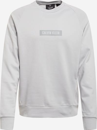 Hanorac sport Calvin Klein Performance pe gri / gri deschis, Vizualizare produs